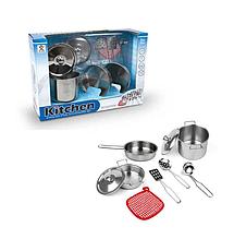 Набор металлической посудки
