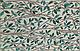 Листовая панель ПВХ на стену Регул, Мозаика (Малахитовый листок), фото 5