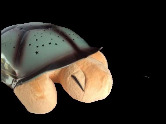Светильник Черепаха Ночник СВЕТОМУЗЫКА Проектор Звездного Неба Ночной