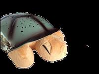 Светильник Черепаха Ночник СВЕТОМУЗЫКА Проектор Звездного Неба Ночной, фото 1