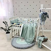 Детский постельный комплект Art Design Lama, фото 1
