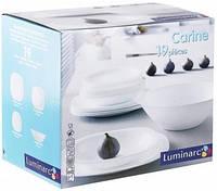 Столовый сервиз Luminarc CARINE 19 единиц