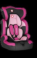 Детское автокресло Lionelo LEVI ONE CANDY PINK, Польша, Розовый