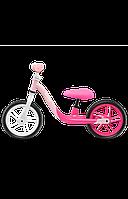 Біговел Lionelo ALEX BUBBLEGUM розовый