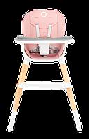 Стульчик для кормления до 50 кг Lionelo MONA BUBBLEGUM, Польша, Розовый
