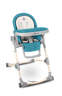 Раскладной стульчик для кормления до 15 кг Lionelo CORA OCEAN, с гарантией 5 лет