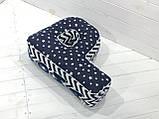 Большая именная буква-подушка, фото 3