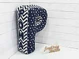 Большая именная буква-подушка, фото 2