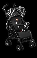 Прогулочная коляска Lionelo ELIA OSLO BLACK/WHITE