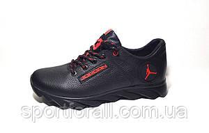 Мужские кожаные кроссовки Jordan р.42 J-1