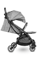 Прогулочная коляска Lionelo JULIE ONE STONE GREY до 22 кг, Польша, Серый