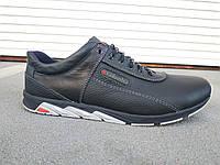 Мужские кожаные кроссовки больших размеров 46-50 р-р, фото 1