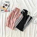 Женские спортивные штаны джоггеры на резинке и со шнурком (р. единый 42-44) 77bu531, фото 5