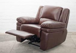 """Кресло """"Марсель 1R"""" 2638 A 2048-72 коричневый"""