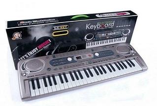 Детский синтезатор с FM