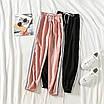 Жіночі спортивні штани джоггеры на гумці і зі шнурком (р. єдиний 42-44) 77lr531, фото 4