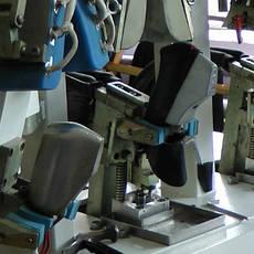 Комплектующие для обувного оборудования
