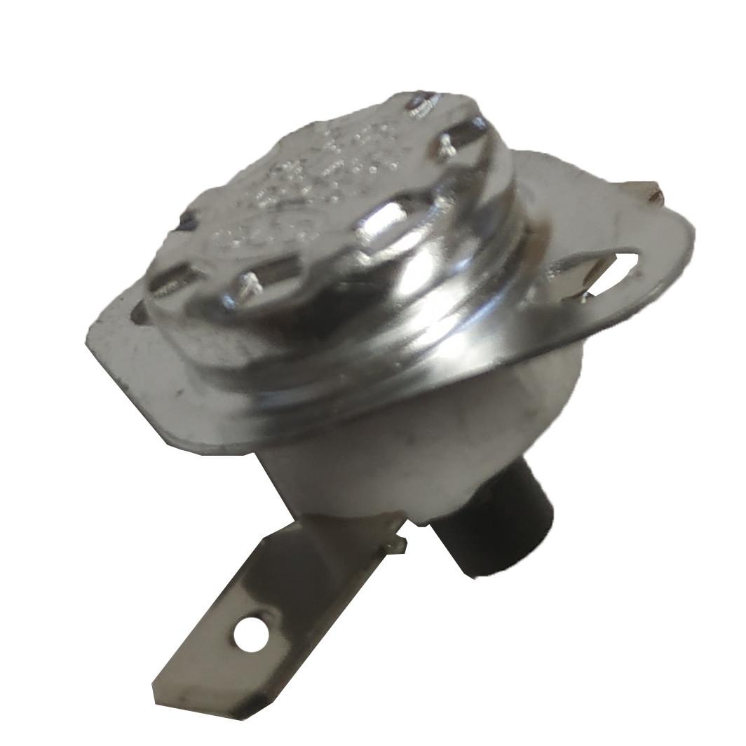 Термостат отсекатель аварийный защитный KSD 303 (КСД) на 75°С 10А с ручной активацией