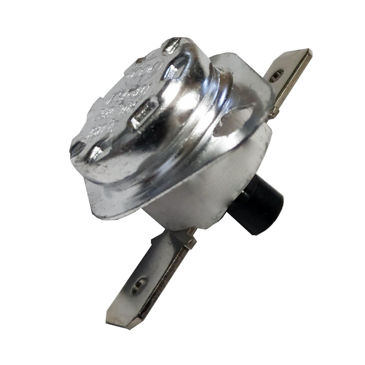 Термостат отсекатель аварийный защитный KSD 303 (КСД) на 85°С 10А с ручной активацией
