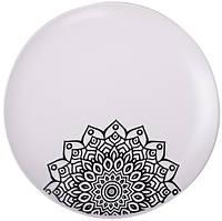 Тарелка десертная Limited Edition Kora JH2068-2 белая 20.5 см