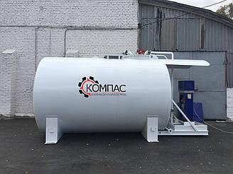Емкость для топлива 20 м\куб (Бензин, Д\Т)