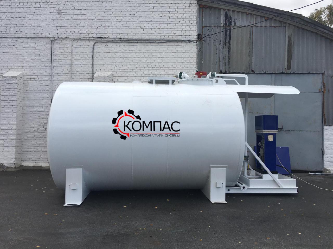 Ємність для палива 20 м\куб (Бензин, Д\Т)