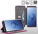 Чехол книжка с магнитом для Samsung Galaxy S9 Plus + (G965F), фото 5