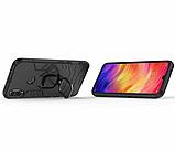 Противоударный бампер с магнитом и кольцом Xiaomi Redmi Note 7/7Pro, фото 3