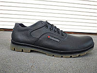 Мужские кожаные туфли кроссовки большие размеры 46-50 р-р, фото 1