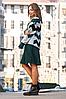 Костюм «Невада» с плиссе мини, фото 3