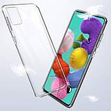 Силиконовый чехол для Samsung Galaxy A51, фото 4