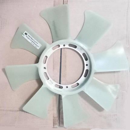 Крыльчатка радиатора, вентилятора Hyundai HD72, HD78, HD65 Хюндай HD (2526141310), фото 2