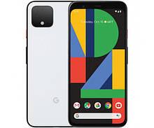 Смартфон Google Pixel 4 6/64Gb Clearly White Европейская версия 9 мес.