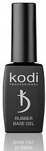 Каучукова основа (база) для гель-лаку Rubber base Kodi Professional, 8 мл.