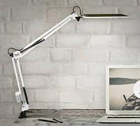 Настольная светодиодная лампа белая 10 Вт, фото 1