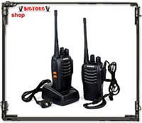 Радіостанція (рація) Baofeng BF-888S / Радиостанция (рация) Баофенг BF-888S, 400-470 МГц, фото 1