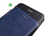 Чехол книжка с магнитом для LG X STYLE (K200), фото 3