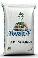 Водорастворимое комплексное удобрение Новалон 19-19-19+2MqO+МE - 25кг