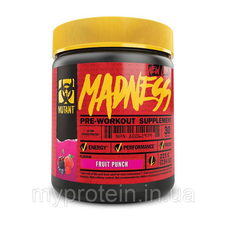 Mutant Предтренировочный комплекс Madness (225 g )