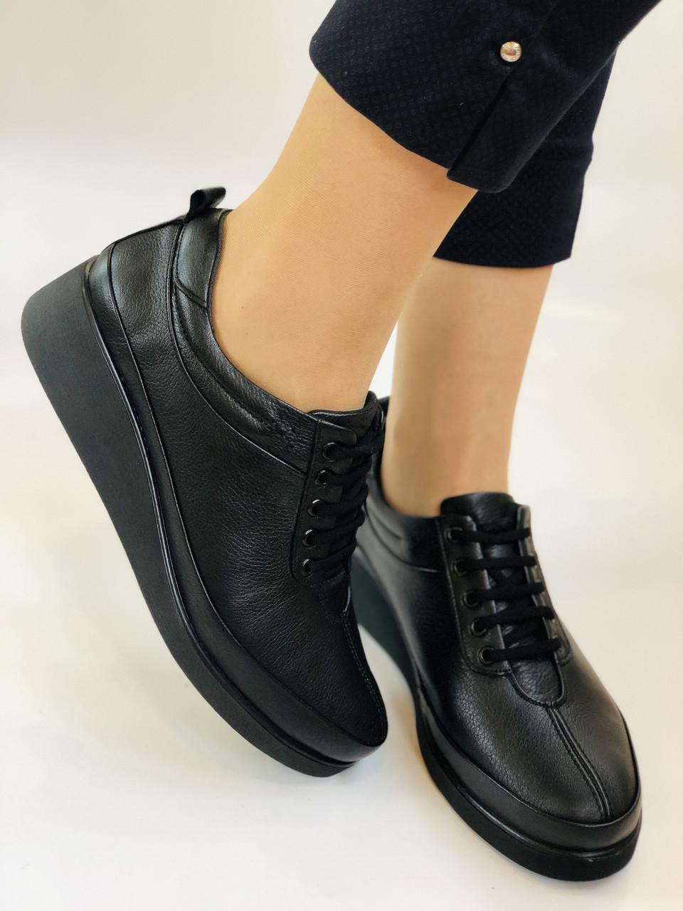 Женские туфли. Натуральная кожа. Турция. Размер 40, 41 Vellena