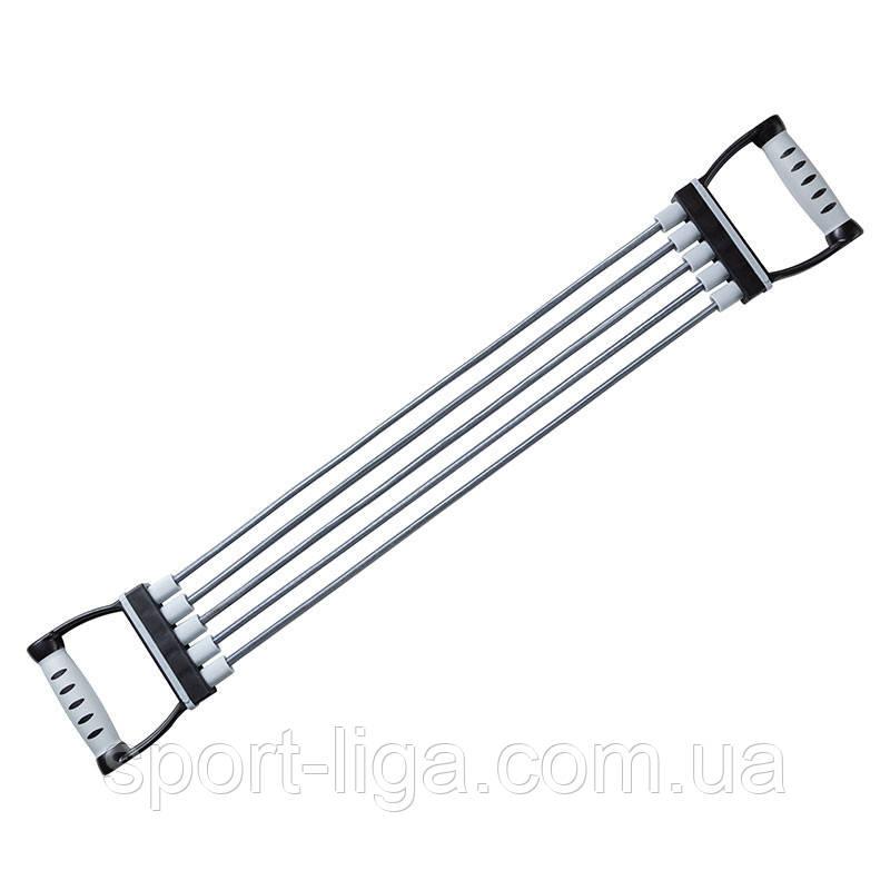 Эспандер плечевой IronMaster, 5 жгутов