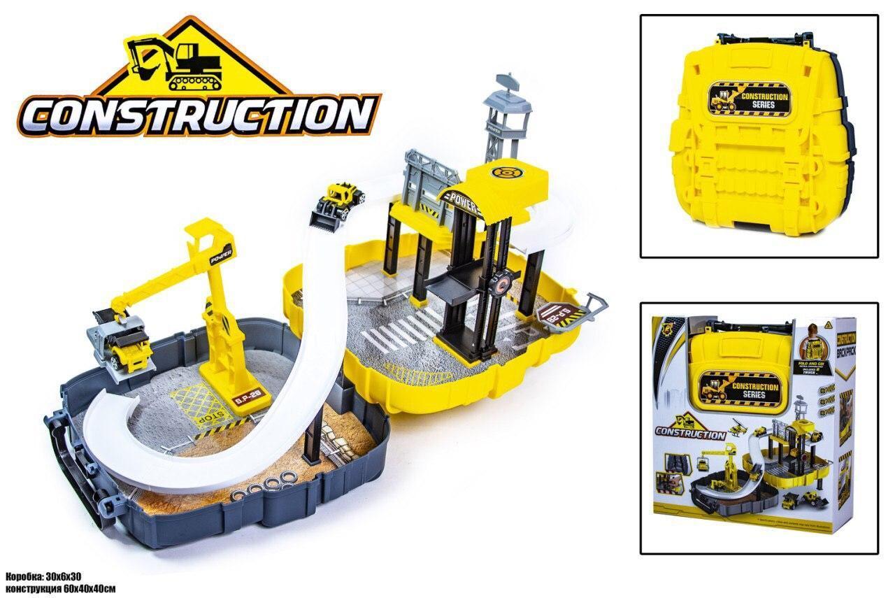 Дитячий ігровий набір Будівельний майданчик