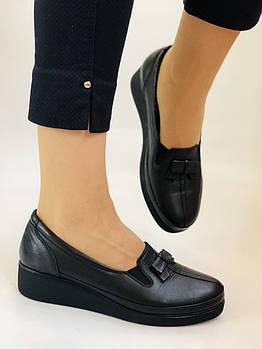 Женские туфли на невысокой платформе. Натуральная кожа. Турция.Alvito.Р. 36, 37.38,39, 40,.