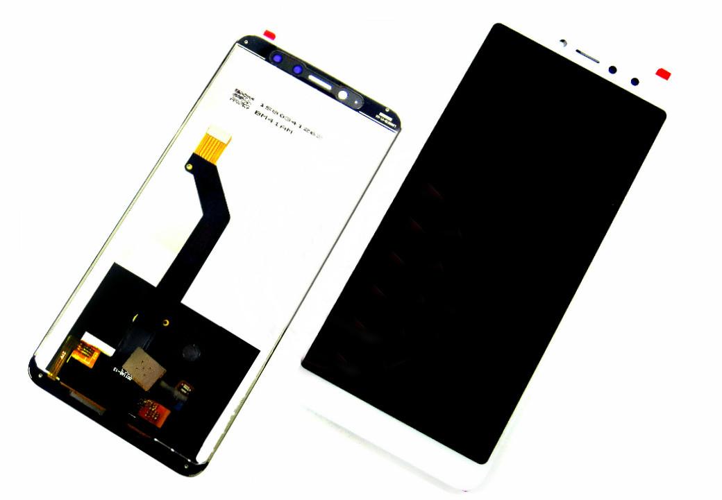 Дисплей для Xiaomi Redmi S2/Redmi Y2 белый, с тачскрином
