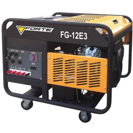 Генератор бензиновый Forte FG12E3 (9 кВт)