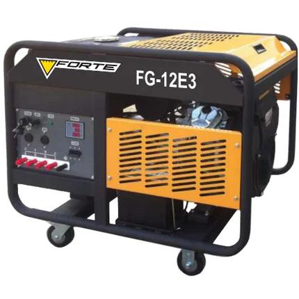 Генератор бензиновый Forte FG12E3 (9 кВт), фото 2