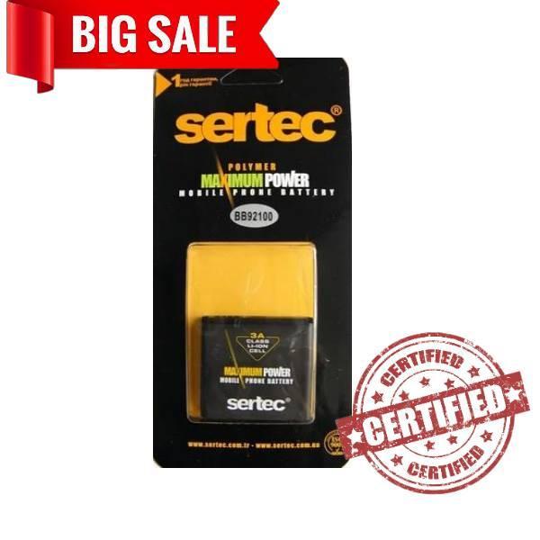 Original акумулятор BB92100 SERTEC для HTC Touch HD mini / Aria / Gratia / Phot / T5555 / A6380 (1200 mAh)