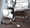 Двигатель на мопед Альфа; Дельта 110 куб, механика + ПОДАРОК Масло 1л - Фото