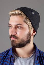 Мужская трикотажная шапка Shado 7597