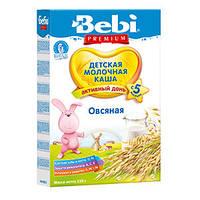 Bebi Premium молочная каша - Овсяная 250г.